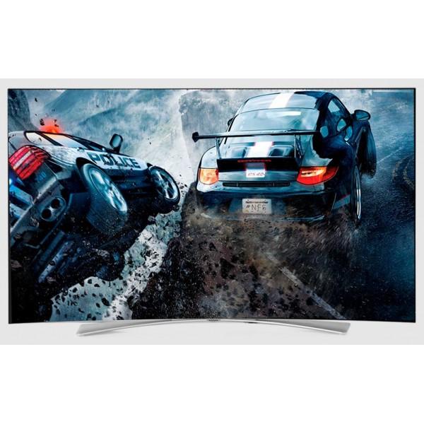تلویزیون 4K منحنی و هوشمند دوو OLED TV 4K Daewoo 65H9000 - سایز 65 اینچ