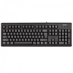 کیبورد سیمدار ایفورتک Keyboard Wired A4Tech KM-720U