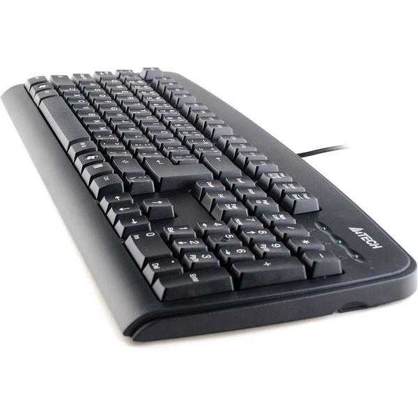 کیبورد سیمدار ای فورتک Keyboard Wired A4Tech KB-720U