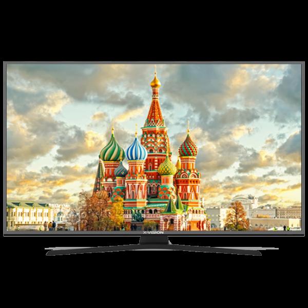 تلویزیون 4K هوشمند ایکس ویژن LED TV 4K XVision 55XTU615 - سایز 55 اینچ