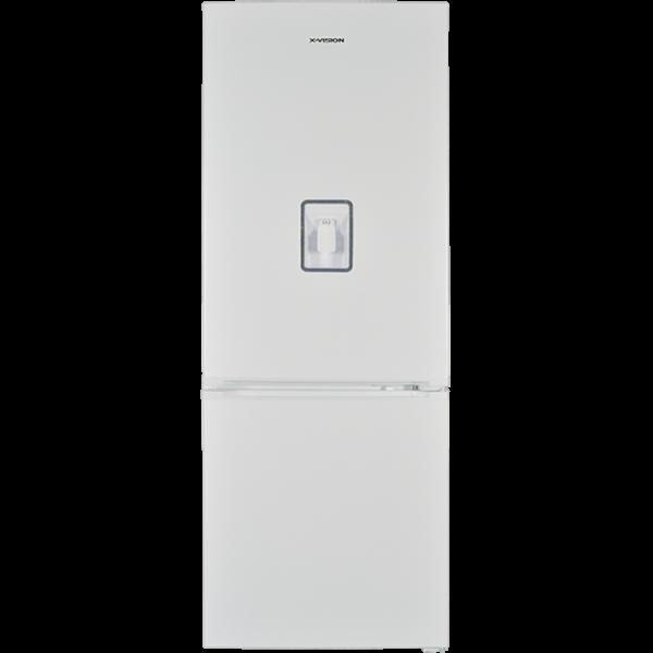 یخچال و فریزر پایین ایکس ویژن XVision XVR-B702D Refrigerator & Freezer