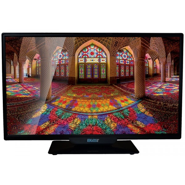 تلویزیون ال ای دی بلست LED TV Blest BTV-24HB110B - سایز 24 اینچ