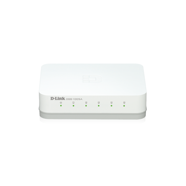 سوییچ شبکه 5 پورت گیگابیت دی لینک Hub Switch Gigabit D-Link DGS-1005A