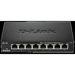 سوییچ شبکه 8 پورت دی لینک Hub Switch D-Link DES-108