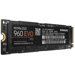 حافظه اس اس دی سامسونگ SSD NVMe Samsung 960 EVO ظرفیت 250 گیگابایت