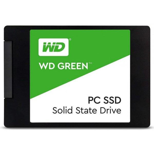 حافظه اس اس دی وسترن دیجیتال SSD WD Green ظرفیت 240 گیگابایت