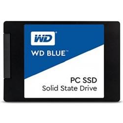 حافظه اس اس دی وسترن دیجیتال SSD WD Blue ظرفیت 250 گیگابایت