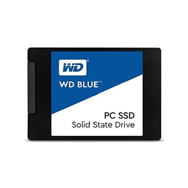 حافظه اس اس دی وسترن دیجیتال SSD WD Blue ظرفیت 120 گیگابایت