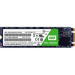 حافظه اس اس دی وسترن دیجیتال SSD M.2 WD Green ظرفیت 240 گیگابایت