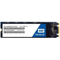 حافظه اس اس دی وسترن دیجیتال SSD M.2 WD Blue ظرفیت 250 گیگابایت