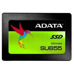 حافظه اس اس دی ای دیتا SSD AData SU655 ظرفیت 120 گیگابایت