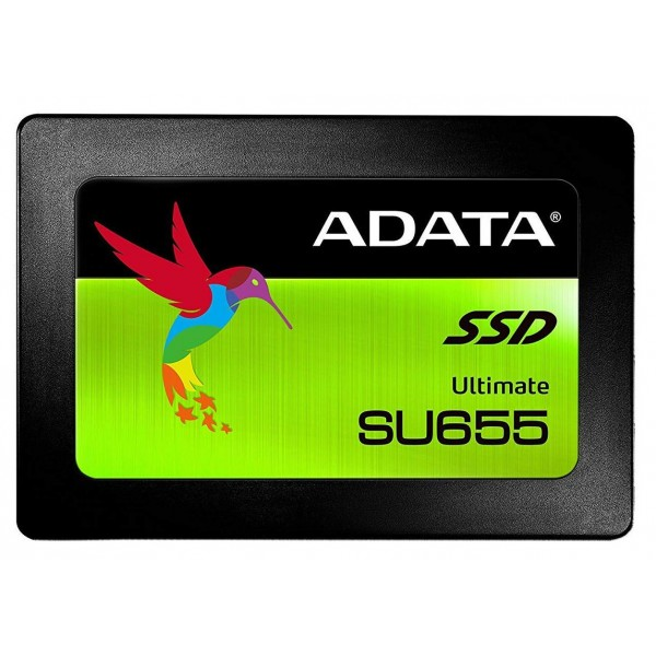 حافظه اس اس دی ای دیتا SSD AData SU655 ظرفیت 240 گیگابایت