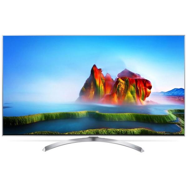 تلویزیون 4K ال جی LED Nano Cell Super UHD LG 49SJ80000GI سایز 49 اینچ